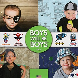 Papel de Parede Boys Will Be Boys - 2013