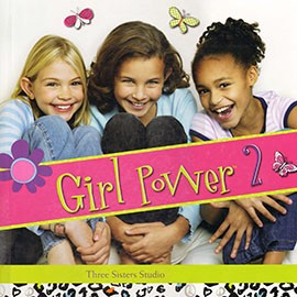 Papel de Parede Girl Power - 2012