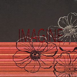 Papel de Parede Imagine (Italiano)