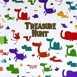 Papel de Parede Treasure Hunt - 2016